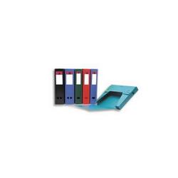 NOVUS Mini agrafeuse Bleu en métal ABS, capacité 12 feuilles, livrée avec 320 agrafes 24/6 et ôte agrafe