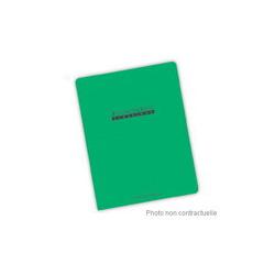 EXACOMPTA Recharge pour classeur Caisse perpétuel 1 jour par page - format : 16 x 24 cm