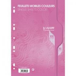 CLAIREFONTAINE Ramette de 50 feuilles de papier calque, format A3, 110g