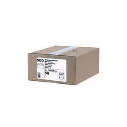 GPV Paquet de 70 enveloppes Blanches auto-adhésives, format DL 110x200mm fenêtre 45x100mm 80g NF PEFC