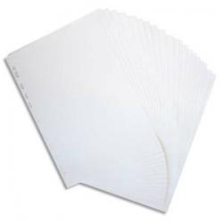 ESSELTE Lot de 5 boîtes archives Boxy dos de 8 cm. Coloris Blanc
