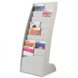 Boîte de 100 sacs à gravats en PP Blancs tissés 80 litres - Format à plat : L60 x H100 cm