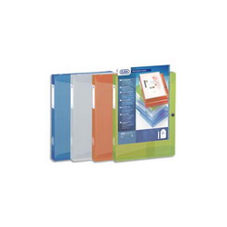 ELBA Paquet de 25 sous-dossiers 2 rabats kraft 240gr coloris Vert