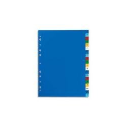 DURABLE Boîte 20 Porte-badges pochette fermée avec bristol Blanc L90 x H60 mm - Transparent