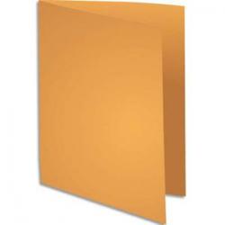 OXFORD Boîte distributrice 100 fiches bristol non perforées 105x148mm uni Blanc