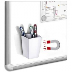 DURABLE Porte-parapluies rond ajouré en acier epoxy - 28,5 litres - Diam 260 x H620 mm - Noir