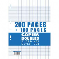 DURABLE Sachet 40 Pochettes pour fichier rotatif Visifix Flip et Telindex Flip - Transparent