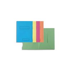 ELBA Album format A4 noir pour 400 cartes de visite Elégance