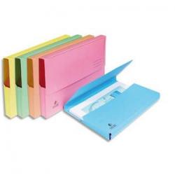 5 ETOILES Paquet de 50 sous-chemises papier recyclé 60 grammes coloris assortis