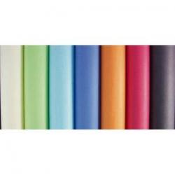 CONQUERANT C9 Cahier de poésie 90g, 24x32cm, 48 pages grands carreaux Séyès, couverture polypro incolore