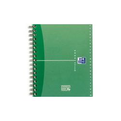 EXACOMPTA Chemise 3 rabats/ élastique, carte lustrée 5/10e, 400gr. Format 24x32cm. Coloris Noir.