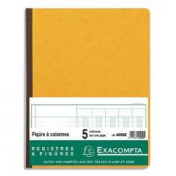 OXFORD Bloc de direction SOHO A4+, 160 pages perforées seyès. Couvertures assorties