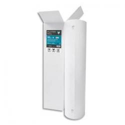 AQUARIUS Distributeur de savon mousse - Dimensions L23,5 x H11,4 x P11,6 cm coloris Blanc