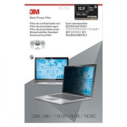 PAVO Conférencier A4 PVC avec calculatrice - Dimensions : L32,5 x H25 x P2,5 cm coloris Noir