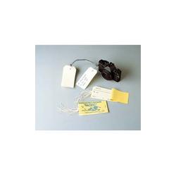 TARIFOLD Sachet de 12 porte documents à Velcro A4 TCollection en PP 20/100e coloris assortis