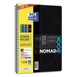 CONTE Boîte métal de 20 feutres de coloriage pointe fine (0,8mm). Corps Noir. 10 couleurs assorties