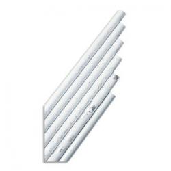 INAPA Boîte de 50 feuilles papier synthétique polyester Blanc SYNAPS XM A4 135g