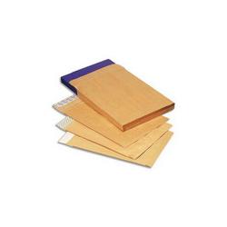 LA COURONNE Boîte de 250 pochettes kraft adour auto-adhésif 90 grammes format 260 x 330 24