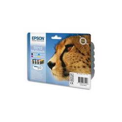 TOPMAIN Flacon à pompe 500 ml de Savon liquide spécial cuisine aux huiles essentielles parfum Citron