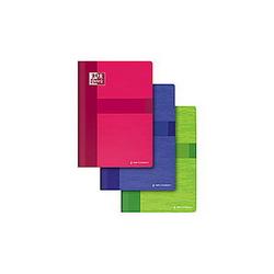 CLAIREFONTAINE Paquet de 20 enveloppes 120g POLLEN 11x22cm (DL). Coloris Noir