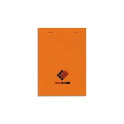 CLAIREFONTAINE Feuillets mobiles 21x29,7 cm 400 pages grands carreaux blancs 90g - Sous étuis carton
