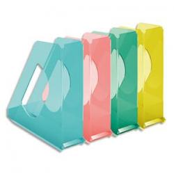 LABORATOIRES ESCULAPE armoire à pharmacie à 1 porte, design. Coloris Rouge. Dim. L32 x H32 x P15 cm