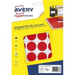 LA COURONNE Boîte de 200 enveloppes DL 110x220mm Blanc 80g auto-adhésive 23038