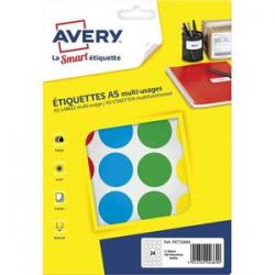 GPV Paquet de 50 enveloppes Blanches auto-adhésives 75 grammes format 110x220mm fenetre 45x100 réf 6259