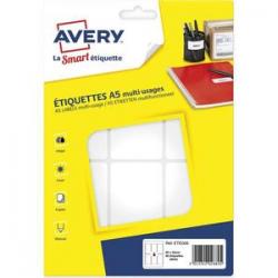 GPV Boîte de 100 enveloppes format DL+ 112x225mm 90g SECURE fermeture autoadhésive ss bande protectrice