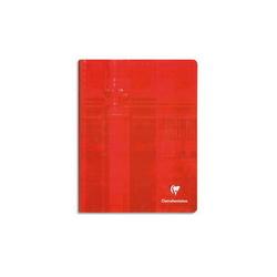 CLAIREFONTAINE Cahier reliure brochure 21x29,7cm 192 pages petits carreaux 5x5 papier 90g